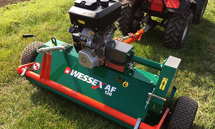Wessex ATV Flail Mower Topper