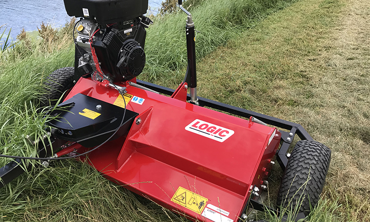 Logic MFP120 Flail Mower
