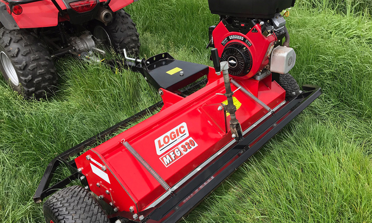 Logic MFG320 Flail Mower