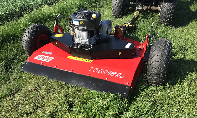 Logic TRM120 Rotary Topper Mower