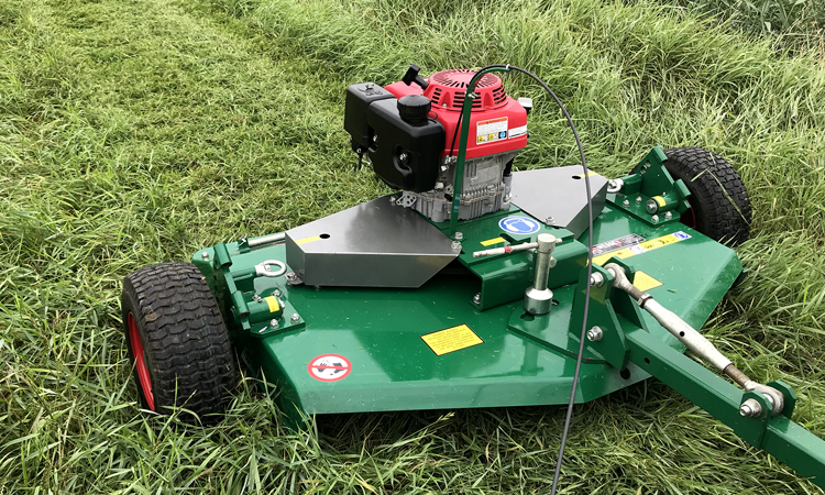 Wessex AR120 Mower Topper